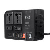 Inverter di potenza 300 W DC 12V TO AC 220V Power Inverter W / Ci-garette Lighter