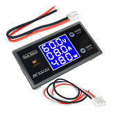 5pcs Digital DC 0-100V 0-10A 250W Tester DC7-12V LCD Digital Display Voltage Current Power Meter Voltmeter Ammeter Amp Detector Geekcreit for Arduino - products that work with official for Arduino boards