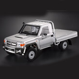 Killerbody 48667 Truck Bed Set Incl 3 Movable Sides Hard Plastic RC Carrosserie Shell Voor 1/10 RC Car