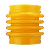 17.5 cm de Diâmetro 22 cm Salto Jack Fole Silicone Tubo de Bota Para Rammer Compactor Tamper Dust Cover