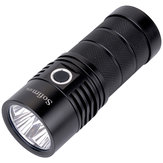 Sofirn SP36 BLF Q8 Mini 4x XP-L2 6000LM Q8 Driver Multiple Operation Procedure 2A Fast USB Rechargeable Flashlight