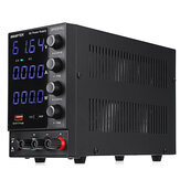 Wanptek DPS3010U 110 V / 220 V Alimentatore CC regolabile a 4 cifre 0-30 V 0-10 A 300 W Alimentatore a commutazione da laboratorio a ricarica rapida USB