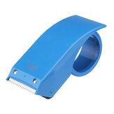 Deli 801 Tape Dispenser Manual Dispositivo de Vedação Tape Cutter Prensa Caixa Sealer Largura 48mm Embalagem Seladora Tira