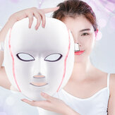 7 Color Light Beauty Instrument Facial Mask Instrument Mask Machine Facial Beauty Instrument LED Photodynamic Mask