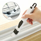 Honana HN-Q1 Fenster Recess Groove Reinigungsbürste Dustpan Keyboard Schublade Crevice Wash Reinigungs-Tools