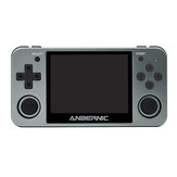 ANBERNIC RG350M 3.5 بوصة IPS شاشة 64 بت DDR2 512M 16GB 3000+ Games Retro Handheld فيديو Game Console Player for PS1 GBA FC MD