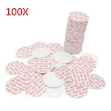 100Pcs 20 à 38mm Presse Seal Cap Liner Foam Safety Tamper Seals pour Jar's Lid Bottle