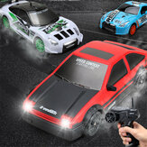 1/24 2.4G 4WD Drift RC-personbiler RTR-model