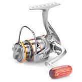 ZANLURE5.2:113BBpescaCarrete Metal Spinning Baitcasting Carretes 30 kg MaxDrag Agua salada pesca Aparejos
