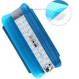 50W Pure White Waterproof 48 LED Lâmpada de ponto de segurança de luz de inundação para galpão de jardim ao ar livre AC220-240V