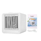 Humidificateur portatif de ventilateur de refroidisseur de mini climatiseur de 3 vitesses pour la maison