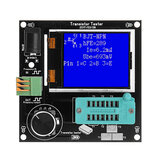 9-12V DC Simple Transistor Tester Frequenz Meter 160x128 LCD PWM Rechteckgenerator LCR Tabelle NPN PNP FET Diode Messung