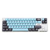 118 клавиш Mizu Keycap Set Cherry Profile PBT сублимационные колпачки для клавиатур Механический