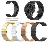 Bakeey 22mm Replacement Stainless Steel Watch Band for Samsung Smart Watch S3 R380 R381 R382