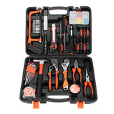Raitool ™ 100Pcs Multifunctional Tools Set Aço de Carbono Household Wood Working Kits