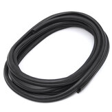 6M Rubber Seal Ring Strip Protector B Type for Door Window Trunk Edge