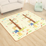 Baby Playing Mat XPE Foam Thickening Children Playmat Cartoon Non-slip Carpet