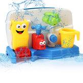 Kreativtecknadkranettformvattenbadleksakerför barn som leker present