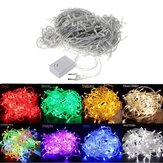 131FT 40M 400LED 220V Christmas Christmas Festival Lights String