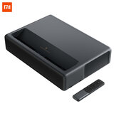 Xiaomi Mi 4K UHD Projecteur Laser 150in 16GB eMMC 5G WiFi Dolby DTS Android TV 9.0 ALPD 3.0 1300lm Laser Smart TV Global Version