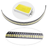 100 sztuk 0.5W SMD 5730 LED Lampa Chip High Power White Bead DC3-3.2V