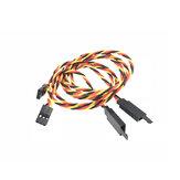 Cable de extensión universal anti-interferencia Servo Alambre con anti-apagado Gancho 10CM 15CM 20CM 25CM 30CM para avión RC