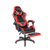 BlitzWolf® BW-GC1 Gaming Chair Ergonomic Design 150°Reclining Detachable Pillows Footrest Integrated Armrest Home Office