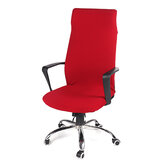 [M Size] Office Chair Cover Elastic Computer Rotating Chair Protector Stretch Armchair Seat Slipcover Home Office Furniture Decoration