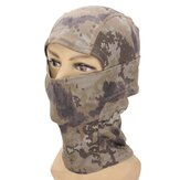 Camouflage Balaclava Army Outdoor CS Tactical Military Full Face Maschera