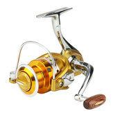 ZANLURE BE2000-5000 5.5:1 12+1BB Gapless Full Metal Spinning Reel Left/Right Hand Sea Fishing Reel