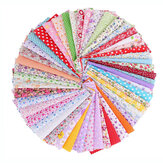 100Pcs 15x15cm DIY Sewing cloth Quilting Fabric Cotton Patchwork Cloth Sewing Bundle Decor