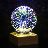 STEM Upgrade USB Plasma Ball Sphere Lightning Light Crystal Desk lampada Globe Laptop Decor