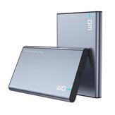 """DM 2,5 """"SATA - USB 3.1 Gen 2 merevlemez ház külső merevlemez ház SSD tok hordozható merevlemez tok"""