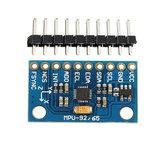 5 stk MPU-9250 GY-9250 9 aksesensormodul I2C SPI kommunikationskort til