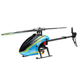 Everyine E160 6CH Dual Brushless 3D6G System Flybarless RC Helicopter BNF متوافق مع FUTABA 'S-FHSS