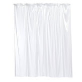3*6M White Wedding Party Backdrop Curtain Drapes Background Decorations Studio Draping
