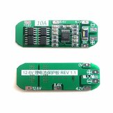 Seiko Protection IC 10A Protection Board For 3S 11.1V 12V 12.6V 18650 Lipo Battery