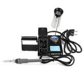 YIHUA 926 LED 220V 60W Soldering Welding Iron Station Tip Cleaner Paste Holder Adjustable EU Plug