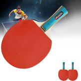 2 Pcs Table Tennis Racket Long/Short Handle Carbon Technology Table Tennis Paddle