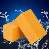 Car wash sponge extra large water absorption high density decontamination honeycomb hole coral car wash sponge block car cleaning tool