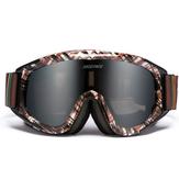 NICEFACESnowboardGogglesHomensMulheres Máscara Esquí Motocicleta Proteção Snowmobile Ski Anti UV