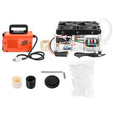 220V 2100W Mini Induction Heating Machine Heater Air Water Double Cooling DIY Device Science Model Kit