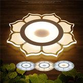 15W Nowoczesny Kwiat Akrylowe Oświetlenie Sufitowe LED Salon Sypialnia Oświetlenie Domu Lampy AC220V