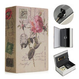 Mini Home Hidden Dictionary Book Safe Cash Sieraden Storage Key Lock Security Box Speciale geschenken