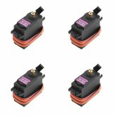 4X MG996R Metal Gear Digital High Torque Servo 55g