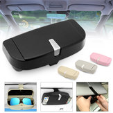Universal Large Capacity Sun Visor Accessory Storage Box Card Slot Phone Holder for iPhone Xiaomi