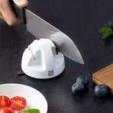 HUOHOU Mini Double-Wheel Knife Sharpener Kitchen Gadget Sharpening Stone Whetstone Sharpening Tool Grindstone Kitchen Tools from Xiaomi Youpin