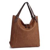 Μπρένιτς Γυναικεία τσάντα Tote Vintage Multifuntion Backpack Τσάντα ώμου Crossbody