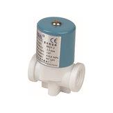 DC12V/24VПластиковыйэлектромагнитныйклапан Распределитель воды Электромагнитный клапан Система RO Электромагнитный клапан