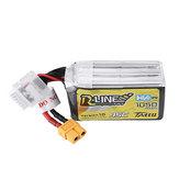 TATTU R-LINE Versão 1.0 22.2 V 1050 mAh 95 C 6 S Lipo Bateria XT60 Plug para RC Corrida Drone